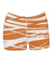 DUC Dive 2.5 Women's Compression Shorts (Orange) - Duc Sale Items