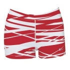 DUC Dive 2.5 Women's Compression Shorts (Red) - DUC Women's Apparel Tennis Apparel
