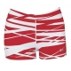 DUC Dive 2.5 Women's Compression Shorts (Red) - DUC Women's Team Tennis Shorties