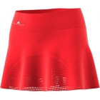 Adidas Women's by Stella McCartney Barricade Tennis Skirt (Core Red) - Women's Skirts