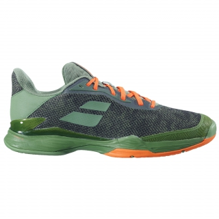 Babolat Men's Jet Tere Tennis Shoes (Foliage Green)