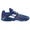Babolat Men's Propulse Fury All Court Tennis Shoes (Estate Blue)