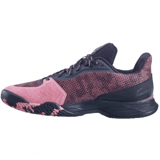Babolat Women's Jet Tere All Court Tennis Shoes (Pink / Black)