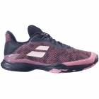 Babolat Women's Jet Tere All Court Tennis Shoes (Pink / Black) - Babolat Tennis Shoes