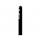 Douglas Premier Square Black 3 Inch o.d. Internal Wind Tennis Post - Douglas Tennis Equipment