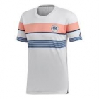 adidas Men's RG Climacool Tennis Tee (White) - Men's Tennis Apparel