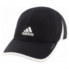 Adidas Women's Adizero II Cap (Black/White) - Tennis Hats