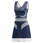 Adidas by Stella McCartney Court Clubhouse Prime Knit Tennis Dress (Night Indigo) - Clearance Sale! Discount Prices on Women's Tennis Apparel
