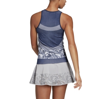 Adidas by Stella McCartney Seamless Tennis Tank (Night Indigo)