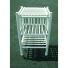 Har-Tru PVC Ball Cart - Tennis Teaching Carts