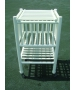 Har-Tru PVC Ball Cart - Courtmaster Tennis Court Accessories
