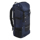 Dunlop SX Casual Sporty Long Tennis Backpack (Navy/Gray) -