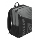 Dunlop SX Club 1 Tennis Racket  Backpack (Black/Gray) -