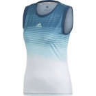 Adidas Women's Parley Tank Top (Legend Ink/Blue Spirit) - Adidas Women's Tennis Shirts - Tops and Tanks