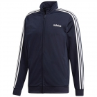 Adidas Men's Essentials 3-Stripes Tricot Tennis Jacket (Legend Ink/White) -