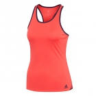 Adidas Women's Club Tennis Tank Top (Shock Red) - Women's Tank Tops