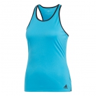 Adidas Women's Club Tennis Tank Top (Shock Cyan) - Women's Tank Tops
