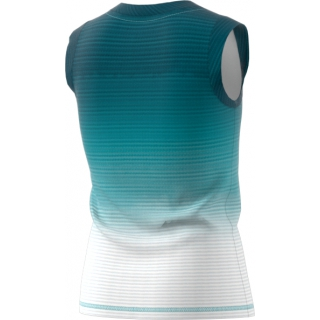 3cc29e3334d Adidas Girls' Parley Tennis Tank (Blue Spirit/White) - Do It Tennis