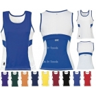 DUC 2-Timer Reversible Women's Tank - Tennis Apparel Brands
