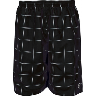 DUC 2nd Glance Men's Reversible Tennis Shorts (Black)