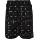 DUC 2nd Glance Men's Reversible Tennis Shorts (Black) - DUC Men's Shorts Tennis Apparel