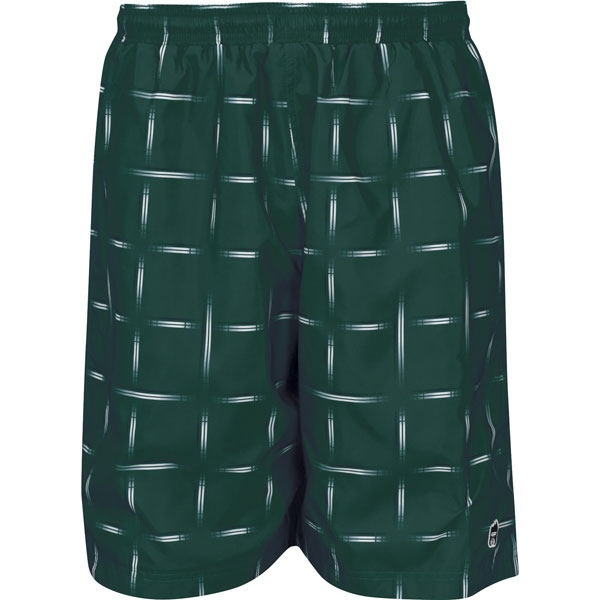 DUC 2nd Glance Men's Reversible Tennis Shorts (Pine)
