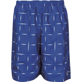DUC 2nd Glance Men's Reversible Tennis Shorts (Royal)