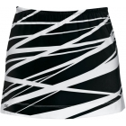 DUC Lightning Reversible Women's Skirt (Black) - DUC Tennis Apparel
