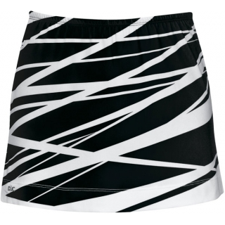 DUC Lightning Reversible Women's Skirt (Black)