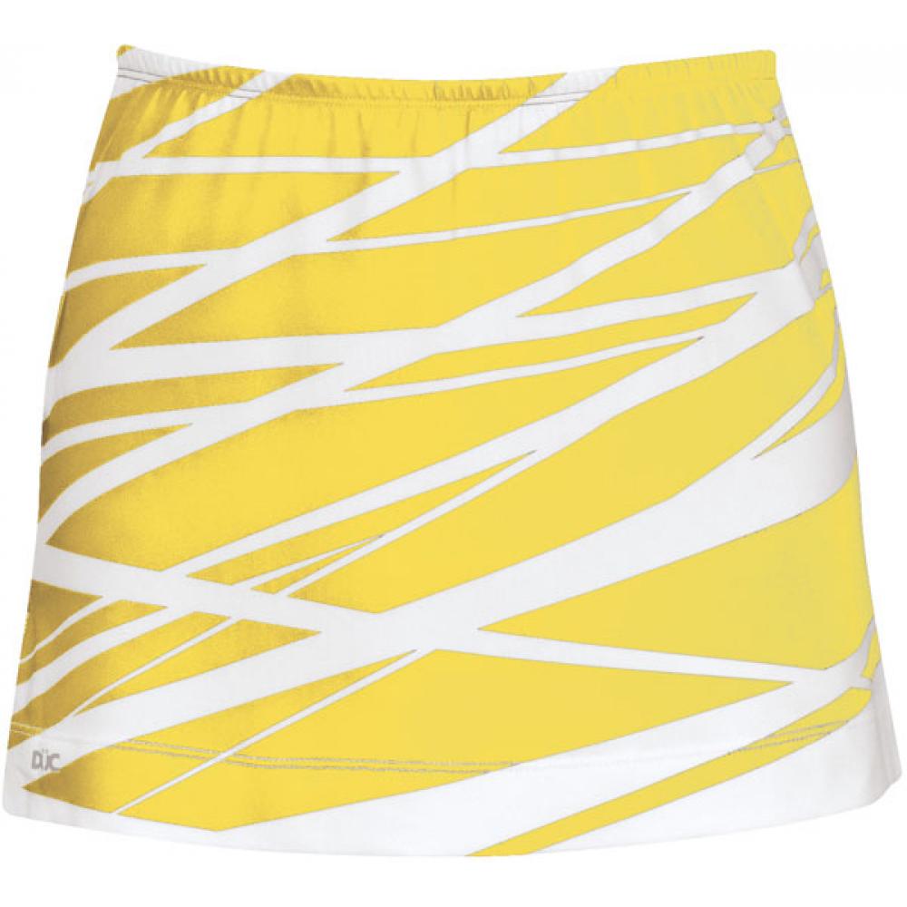 DUC Lightning Reversible Women's Skirt (Gold)