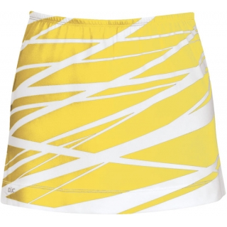 DUC Lightning Reversible Women's Skirt (Gold)