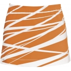 DUC Lightning Reversible Women's Skirt (Orange) - Women's Skirts Tennis Apparel
