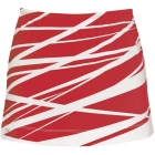 DUC Lightning Reversible Women's Skirt (Red) - Women's Skirts Tennis Apparel