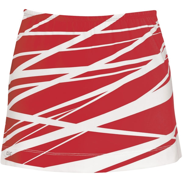 DUC Lightning Reversible Women's Skirt (Red)