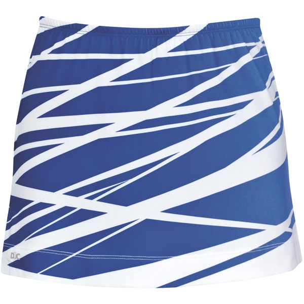 DUC Lightning Reversible Women's Skirt (Royal)