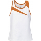 DUC Slice Women's Tank (Orange) - Tennis Apparel Brands