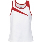 DUC Slice Women's Tank (Red) - DUC Women's Apparel Tennis Apparel