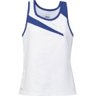 DUC Slice Women's Tank (Royal) - Women's Tops Sleeveless Shirts Tennis Apparel