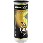 Dunlop A Player Hard-Court Tennis Balls (Case) - Dunlop Tennis Equipment