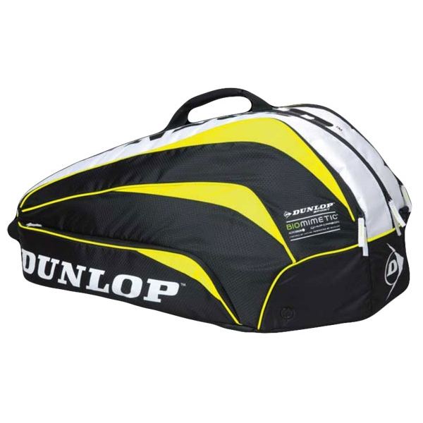 Dunlop Biomimetic 10 Racquet Thermo (Yellow)