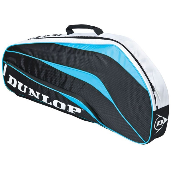 Dunlop Biomimetic 3 Racquet Thermo Bag (Blue)