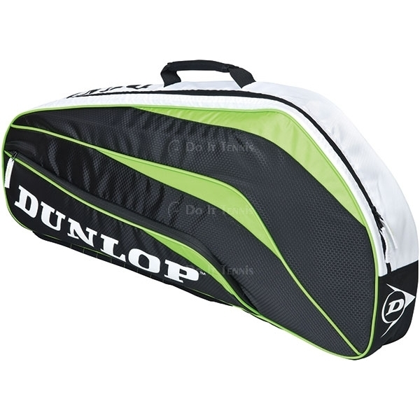 Dunlop Biomimetic 3 Racquet Thermo Bag (Green)