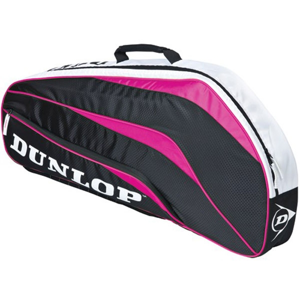 Dunlop Biomimetic 3 Racquet Thermo Bag (Pink)