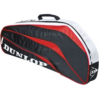 Dunlop Biomimetic 3 Racquet Thermo Bag (Red)