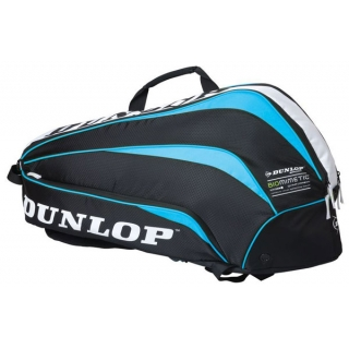 Dunlop Biomimetic 6 Racquet Thermo Bag (Blue)