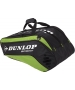 Dunlop Biomimetic Tour 10 Racquet Thermo (Green) - Dunlop Biomimetic Tour Tennis Bags