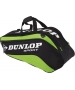 Dunlop Biomimetic Tour 6 Racquet Thermo (Green) - Dunlop Biomimetic Tour Tennis Bags