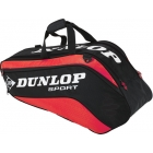 Dunlop Biomimetic Tour 6 Racquet Thermo (Red) - Tennis Racquet Bags