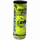 Dunlop Practice Tennis Balls (Case) - Dunlop Tennis Equipment
