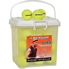 Dunlop Pressureless Tennis Ball Bucket - Dunlop Tennis Equipment